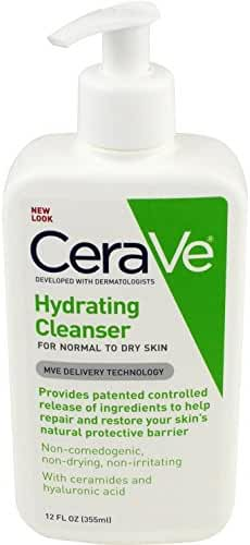 CeraVe Hydrating Cleanser, 12 Ounce